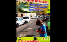 Cabildo de Lanzarote: El Consorcio de Emergencias y Seguridad Vial piden prudencia en las carreteras, tanto a los conductores, cómo a los peatones o deportistas que usan el arcén