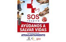 """CAMPAÑA PREVENTIVA ATRAGANTAMIENTOS """"SOS RESPIRA"""""""