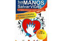 El Consorcio de Seguridad y Emergencias participa en la Semana Europea del paro cardíaco con la campaña 'Tus manos pueden salvar vidas'