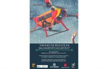 El Consorcio de Seguridad y Emergencias organiza una charla de 'Drones de rescate en salvamento acuático' en Playa Blanca
