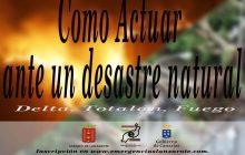 Jornada de Riesgos de Desastres Naturales