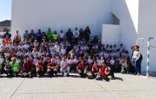 Ejercicio simulacro de evacuación realizado en el CEIP San Juan de Haria el pasado 26 de noviembre, enmarcado dentro de las actividades llevadas a cabo con motivo de la celebración de la Semana de la Prevención.
