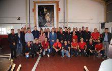 Los bomberos de Lanzarote reciben una merecida distinción por su impecable labor diaria