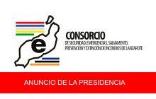 ANUNCIO DE LA PRESIDENCIA DE NOMBRAMIENTO DE FUNCIONARIOS EN PRÁCTICAS DE ESTE CONSORCIO CON LA CATEGORÍA DE CABO BOMBERO