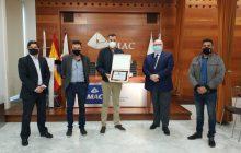 El Consorcio de Seguridad y Emergencias de Lanzarote recibe el reconocimiento a las mejores prácticas preventivas frente a la Covid-19