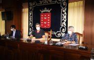 El Consorcio de Seguridad y Emergencias celebra la Comisión Insular de Prevención de Riesgos ante la época de lluvias